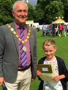 Daisy Drury aged 8: Marlow's Young Photographer of the Year 2016