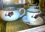 Used in Witches Barn cafe 1930s
